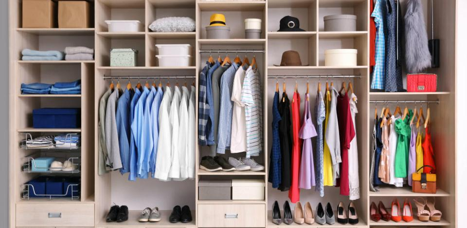 Get Organized in 2019 with Custom Closets