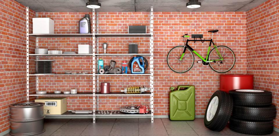 Garage Storage Systems for Outdoor Gear