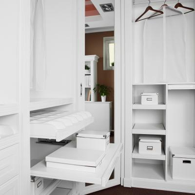 Five Ingenious Solutions to Organize Your Custom Closet Storage